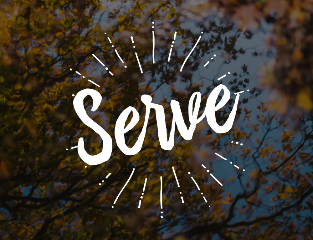 Practically Speaking, How Do You Serve Jesus?